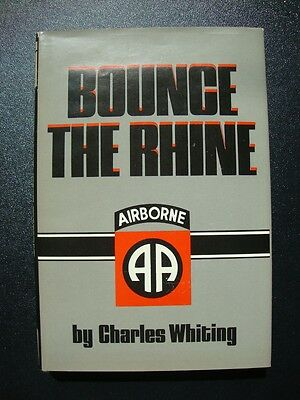 RHINE CROSSING Charles Whiting OLD BOOK