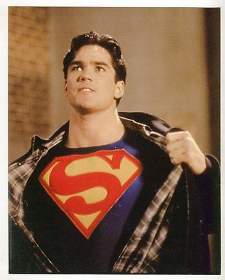 Dean Cain-8X10-Promo Still-Lois And Clark:the New Adventures Of Superman-Tv-1993