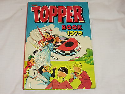 The Topper Annual 1979 Very Good Condition