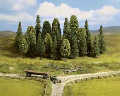 Noch 32511 Mixed Forest Trees Pack of 25 N Gauge