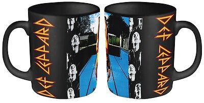 Def Leppard 'High And Dry' Mug - NEW OFFICIAL