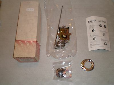 New! Robertshaw 5000-505 Electric Thermostat Model: D1-V6-048-04-00, 200-550F