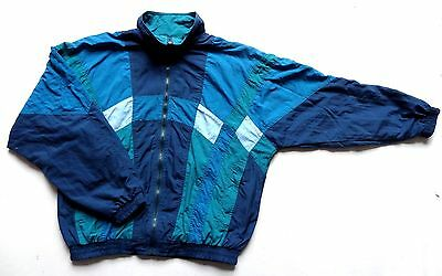 "Men's Vintage 80's Sports Jacket Retro XL 48 "" Chest"