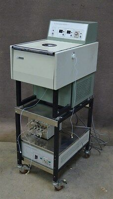 Sanki Engineering Model NMF Centrifugal Partition Chromatograph & Accessories