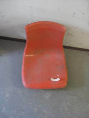 Vintage Brunswick Eames Era Fiberglass Chair Shells