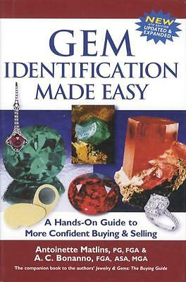 2016 Gem ID Made Easy 6th Ed: A Hands-On Guide Buying & Selling Equip How To Use