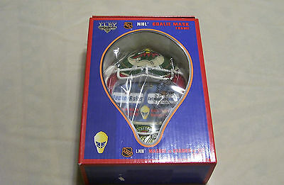 Minnesota Wild  Nhl Hockey Goalie Mask Picture Frame  ~ Elby Gifts ~ New In Box