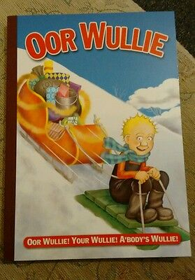 The Oor Wullie Annual Softback - Published 2006