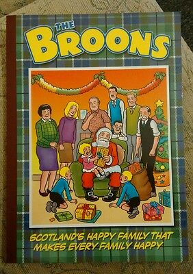 The Broons Annual - Published 2005 Softback In Unread Condition