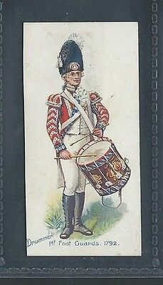 Players Old England's Defenders No 28 Drummer 1St Foot Guards 1792