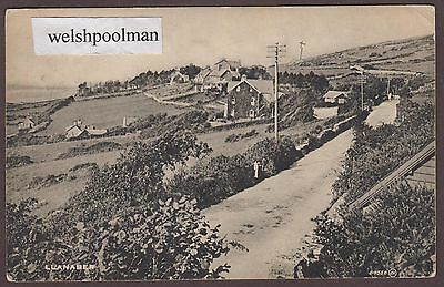 Vintage 1926 Llanaber Nr Barmouth Merionethshire Wales Postcard