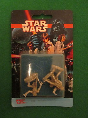 Mos Eisley Cantina Ii - 40456 - 28Mm Star Wars Set - West End Games - Complete