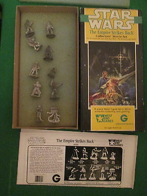 The Empire Strikes Back - 40305 - 28Mm Star Wars Box Set - West End Games
