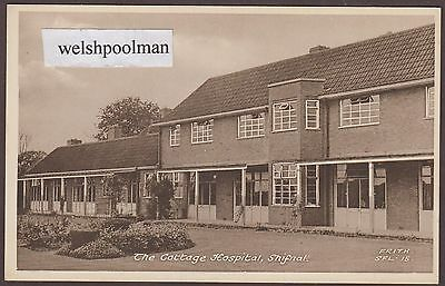 Lovely Vintage The Cottage Hospital Shifnal c.1950/60's Nr Telford Shropshire