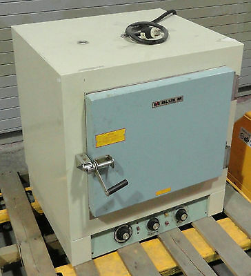 Blue M OV-18A Stabil-Therm Variable Gravity Electric Lab Oven