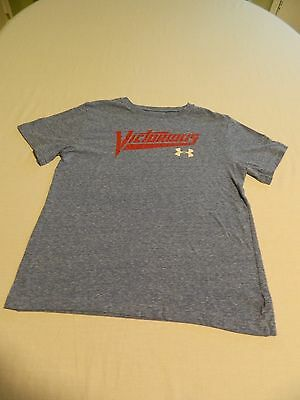 Under Armour Boys Victorious Short Sleeve Shirt Size Large (youth)