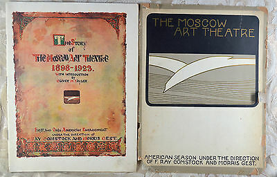 The Moscow Art Theater 1898-1923 Only American Engagement