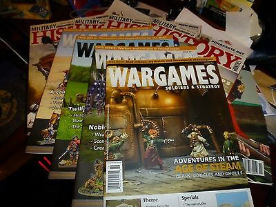 Wargames, Soldiers and Strategy Magazine, 64, 65, 67, 76