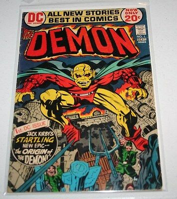 Demon 1 first appearance Justice League Dark Movie coming KEY issue