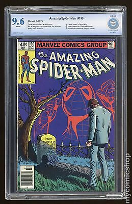 Amazing Spider-Man (1963 1st Series) #196 CBCS 9.6