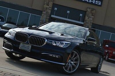 2016 BMW 7-Series  2016 BMW 740I SEDAN * OVER $92K NEW * THIS IS ONE SHARP CAR AT WHOLESALE! LOOK!