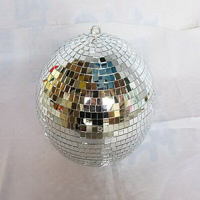 1X Mirror Disco Ball for Wedding Party Decoration 200mm