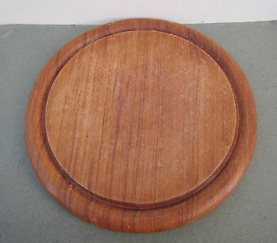 Vintage Teak Wooden Bread Board