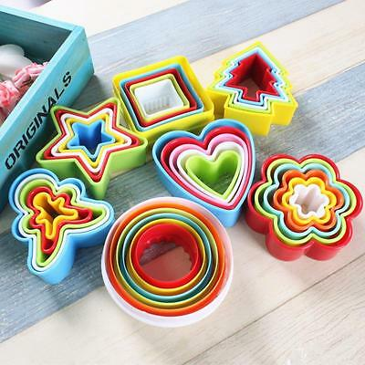 Silicone Cookie Cutter Biscuit Cake Baking Mold Baking Tools Cookies Mould