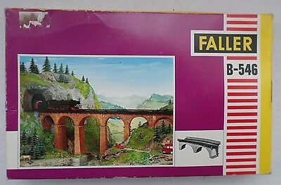 Faller Ho Plastic Kit; B-546 Stone Arch.in Box Unmade..new