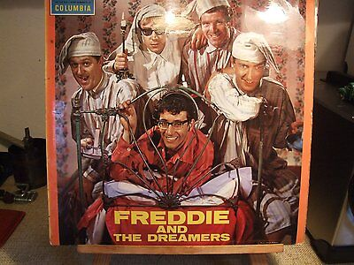 Freddie and the Dreamers LP