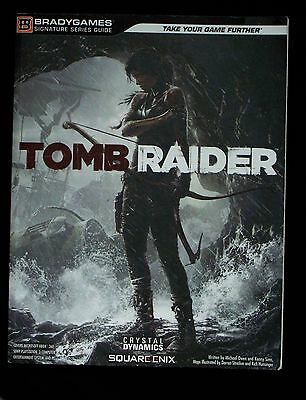 Tomb Raider Official Strategy Guide