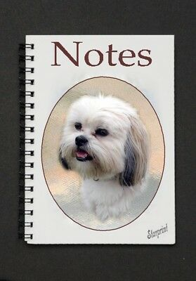 Lhasa Apso Notebook Design No 2 By Starprint - Auto combined postage