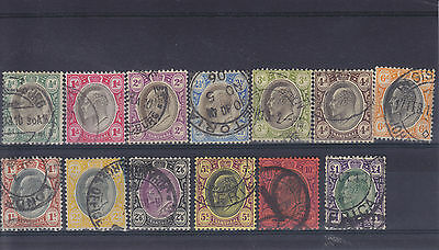 South Africa Transvaal KEVII 19004-1909 wmk multi crown Used