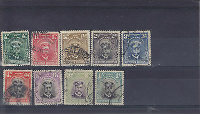Southern Rhodesia KGV Cat £80+ Used Collection. Some Fading