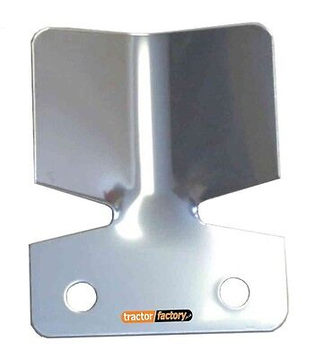 Stainless Steel Towbar Bumper Protection Plate