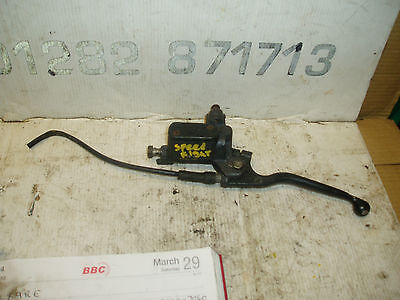 Peugeot Speedfight 100 Rear Brake Master Cylinder Complete With Lever