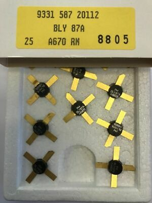 Bly87A Philips Rf Power Transistor New