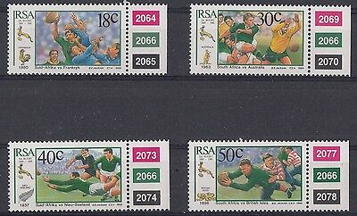 South Africa  1989  Rugby   MNH(UM)    (531)