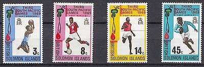 British Solomon Islands  1989  South Pacific Games   MNH(UM)    (532)
