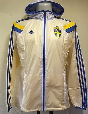 Sweden Anthem Track Top By Adidas Size  Adults  Small Brand New With Tags