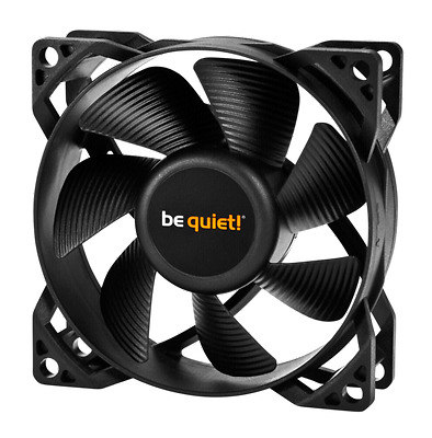 BE QUIET!-PURE WINGS 2 PWM, GEHäUSELüFTER-HARDWARE/ELECTRONIC BE QUIET! NEW