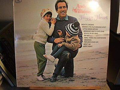 Andy Williams LP