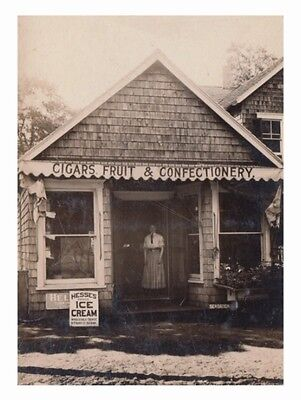 General Store, Rumson, New Jersey NJ HQ REPRO Vintage Postcard