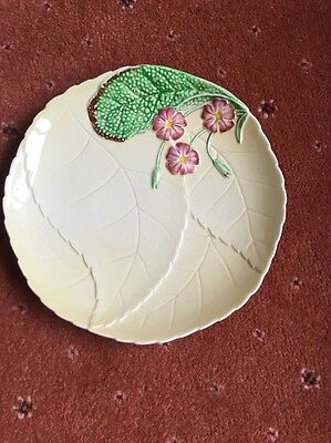 Carlton Ware Yellow Primula Medium Size Plate