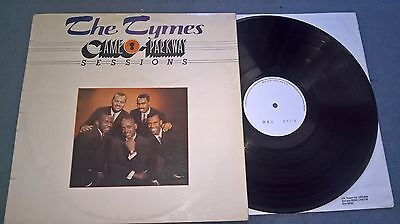 The Tymes - Lp - Cameo Parkway Sessions - Includes ' Here She Comes' - Hau 8516