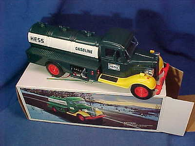 1980 HESS Toy TRUCK BANK in Original BOX