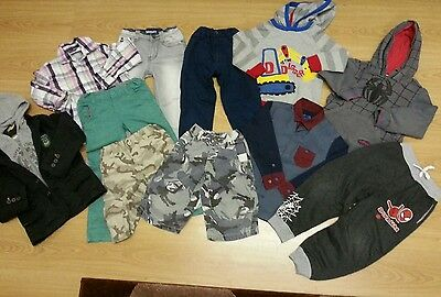"""boys Bundle Of Clothes Age 4-5 "" Good Condition!!"