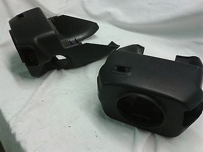 MAZDA 323F . 89-95 . IGNITION PLASTIC SURROUNDS (2) . More 323F parts avail