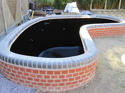 fish ponds, pond liners, koi, grp, pond liner fibreglass