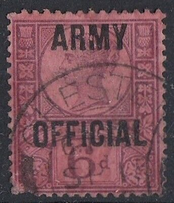 SG O45  6d Army Official    Used   (607)